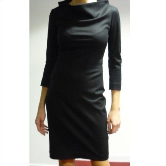 5f24c266dd7e Diane Von Furstenberg Dresses & Skirts - Diane von Furstenberg Original  Black Maidey Dress